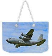 Arctic Flight Weekender Tote Bag