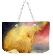 Arctic Wonders Weekender Tote Bag