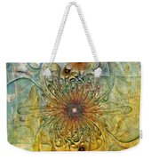 Are There Faces Weekender Tote Bag