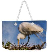 Are They Going To Hatch Soon Weekender Tote Bag