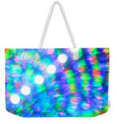 Are You Experienced  Weekender Tote Bag by Dazzle Zazz