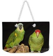 Are You Looking At Us Weekender Tote Bag