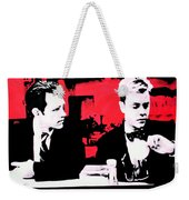 Are You Talking About That Little Girl That Got Murdered   Weekender Tote Bag