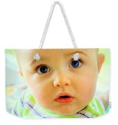Are You Talking To Me Weekender Tote Bag