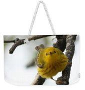 Are You Watching Me Weekender Tote Bag