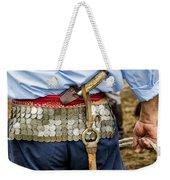 Argentina Gaucho Coin Belt Weekender Tote Bag