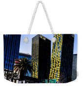 Aria Towers Weekender Tote Bag