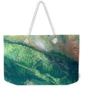 Ariel View Of Venus Weekender Tote Bag