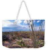 Arizona Afternoon Weekender Tote Bag