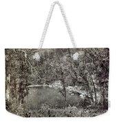 Arizona Apache Lake, 1873 Weekender Tote Bag