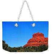 Arizona Bell Rock Hdr Weekender Tote Bag
