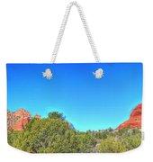 Arizona Bell Rock Weekender Tote Bag