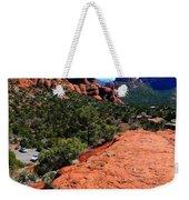 Arizona Bell Rock Valley N8 Weekender Tote Bag