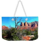 Arizona Bell Rock Valley 1 Weekender Tote Bag