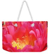 Arizona Cactus Beauty Weekender Tote Bag