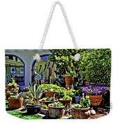 Tucson Garden Weekender Tote Bag
