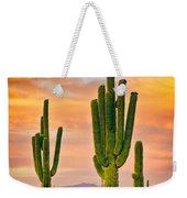 Arizona Life Weekender Tote Bag