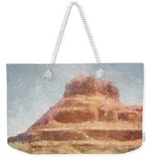 Arizona Mesa Weekender Tote Bag