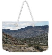 Arizona Mountains Weekender Tote Bag