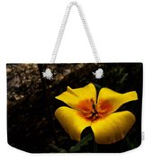 Arizona Poppy Weekender Tote Bag