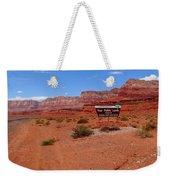 Arizona Road Trip Weekender Tote Bag
