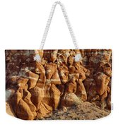 Arizona Rock Formation Weekender Tote Bag