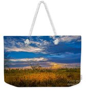Arizona Sunset 27 Weekender Tote Bag