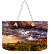 Arizona Sunset 5 Weekender Tote Bag