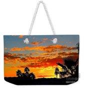Beautiful Arizona Sunset Weekender Tote Bag