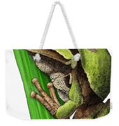 Arizona Tree Frog Weekender Tote Bag