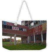 Ark At The Packard Plant Weekender Tote Bag
