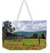 Arkansas Farmland Weekender Tote Bag