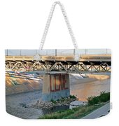 Arkansas River Walk Weekender Tote Bag