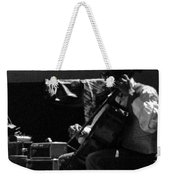 Arkestra Cellist Uc Davis Quad Weekender Tote Bag by Lee  Santa