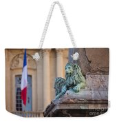 Arles Place De La Republique Weekender Tote Bag