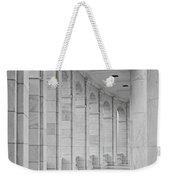 Arlington Amphiteather Arches And Columns Weekender Tote Bag