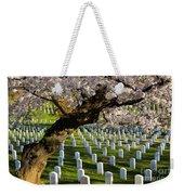 Arlington National Cemetary Weekender Tote Bag