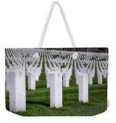 Arlington National Cemeterey Weekender Tote Bag by Susan Candelario