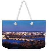 Arlington, Va - Wash D.c. - Panoramic Weekender Tote Bag