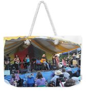 Arlo Guthrie And Family Weekender Tote Bag