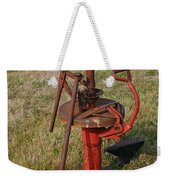 Arm Strong Tire Changer Weekender Tote Bag