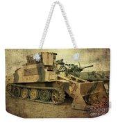 Armoured Power  Weekender Tote Bag