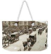 Army Day 1915 Weekender Tote Bag