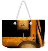Army - Life In The Military Weekender Tote Bag