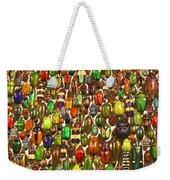 Army Of Beetles And Bugs Weekender Tote Bag