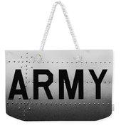 Army Strong Weekender Tote Bag