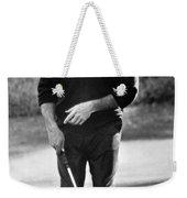 Arnold Palmer Misses A Putt Weekender Tote Bag