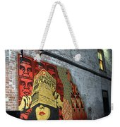Arnolds And Graffiti Andre The Giant Has A Posse Weekender Tote Bag