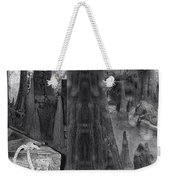 Around The Next Bend Digital Art Weekender Tote Bag