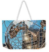 Around The World In Nyc Weekender Tote Bag